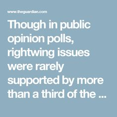 Though in public opinion polls, rightwing issues were rarely supported by more than a third of the country, their representatives were elected and re-elected by unlimited corporate contributions, gerrymandering by state legislatures, and low voter turnout. They took and kept control of the once centrist Republican party that had produced Margaret Chase Smith and was the first to support the equal rights amendment.  Now, we need to be aware that this obstructionist minority is still hooked on…