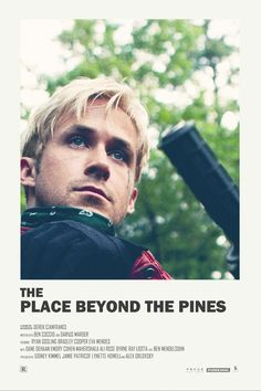 The Place Beyond the Pines alternative movie poster Visit my Store