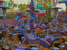 mexican themed wedding | Mexican Themes Are Popular Among Sedona Corporate Groups