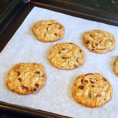 One Perfect Bite: Oatmeal Refrigerator Cookies