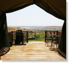 Try Glamping at Alexandria Nicole Cellars and Destiny Ridge Vineyard on Horse Heaven Hills, Washington's 9th appellation