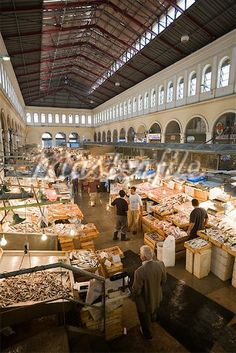 Central market , Athens  Greece