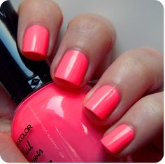 This color looks awesome. I would probably get a pedicure with it