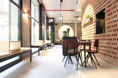 Barcelona // Federal café