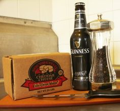 Guiness & Dubliner Cheddar Cheese Dip