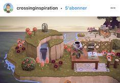 Animal Crossing Wild World, Animal Crossing Guide, Animal Crossing Villagers, Animal Crossing Pocket Camp, Ac New Leaf, Island Theme, Nintendo Switch, Island Design, My Animal