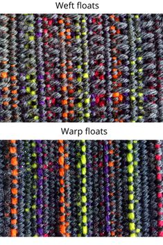 How to show off a multi coloured warp Diys, Weaving, Etsy Shop, Projects, Color, Log Projects, Colour, Bricolage, Loom Weaving