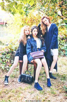 Wendy&Joy&Seulgi