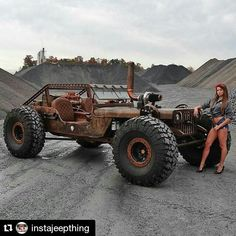 """28 Likes, 4 Comments - Billy (@fb_vapes) on Instagram: """"Do want. . . #Repost @instajeepthing with @repostapp ・・・ And now rounding out our #SEMAJeepSaturday…"""""""