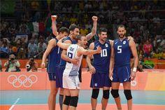 Olimpiadi Rio 2016, Volley maschile : Oro stregato, l'Italia stesa dal Brasile…
