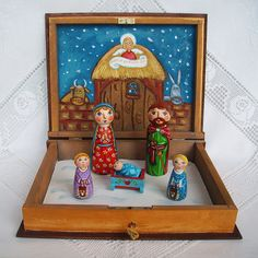 Hey, I found this really awesome Etsy listing at https://www.etsy.com/listing/164032169/christmas-sale-15-christmas-nativity