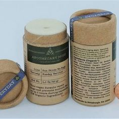 New 12 Hour formula! Deodorant Stick – Awaken Adventure – Spruce, Mint, Grapefruit, EVERYDAY, Clay, No Aluminum, Sustainable Packaging – 1.7 oz – Apothecary Muse – Home of Adventure Skincare