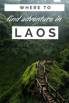 Looking for things to do in Laos? Here are some activities you might want to try.