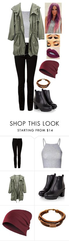 """Untitled #630"" by jaden-cashew-hottie ❤ liked on Polyvore featuring Alexander Wang, Glamorous, Topshop and Vallour"