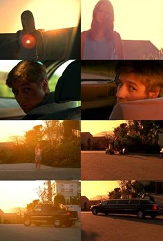 Beginning and ending of season 1. I love the symmetry of the O.C. it's so beautiful.