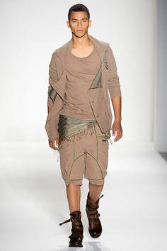 Nicholas K Spring 2011 Menswear