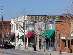 Ringgold Ga, lived here for a summer while working at Rock City. Great little town!