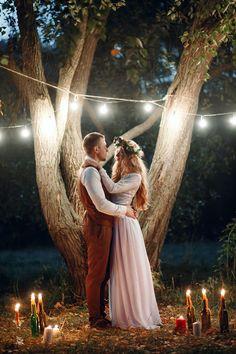 Ретро гирлянда на свадьбу и фотосессию. Аренда декора