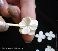 Fancy flowers-Fantasy flowers - Master classes on cake decorating Cake Decorating Tutorials (How To's) Tortas Paso a Paso