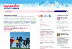Mamá de Alta Demanda: Blog: Mamás Blogueras