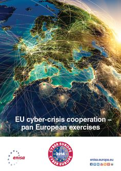 Today, 28 April European countries kick off the Cyber Europe 2014 is a highly sophisticated cyber exercise, involving more than 600 security actors across Europe. 28 April, European Countries, Cyber, Events, Exercise, Actors, Places, Poster, Europe