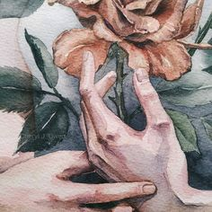 ✔ Aesthetic Drawing Sketches Hands all the pencil sketching Aesthetic Drawing, Aesthetic Art, Painting & Drawing, Watercolor Paintings, Watercolor Artists, Watercolours, Drawing Sketches, Art Drawings, Pencil Sketching