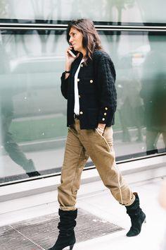 Tu mi ricordi Milano - SS17 MFW Street Style - September 2016                                                                                                                                                                                 Más