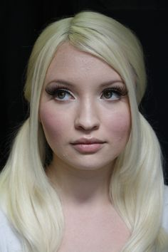 Emily Browning as Babydoll in Suckerpunch. This movie both empowered and objectified women...lol