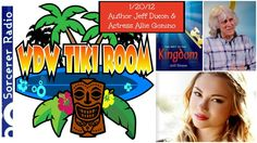 WDW Tiki Room: January 20, 2012 – Author Jeff Dixon and Actress Allie Gonino