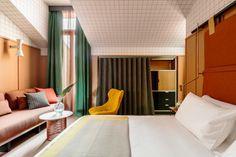 Patricia Urquiola traz detalhes de Milão para o Hotel Giulia