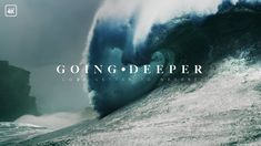 """Watch the new documentary """"Going Deeper - Love letter to Nazare"""", a passion project filmed in #Nazare directed by Luke Huxham A human story set amongst the most powerful waves and a tribute to Praia do Norte. #portugal #surf #PortugueseWaves New Movies To Watch, Go To Movies, Portugal, Big Wave Surfing, Story Setting, Deep Love, Big Waves, World Records, Love Letters"""