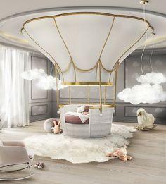 Une compagnie de meubles portugaise, Circu, fabrique des meubles pour enfants dignes d'un conte de fées!