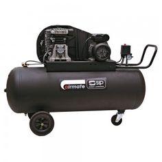 SIP TN3/150-SRB oil lubricated belt drive air compressor