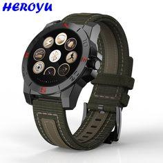 Heroyu Outdoor Sport Smartwatch Bluetooth Smart Uhr Military Kompass Wasserdicht Wach für Apple IOS Android Smartphone Uhren //Price: $US $93.10 & FREE Shipping //     #meinesmartuhrende