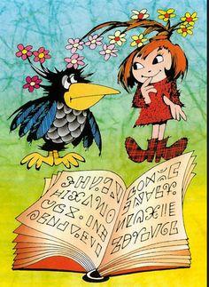 Czech illustration – Zdeněk Smetana