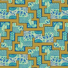 Andover Fabrics Downton Abbey Egyptian by frompasttopresent