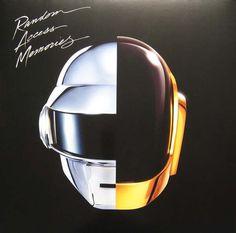 Daft Punk Random Access Memories Vinyl Double LP