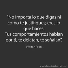 #justificación #frases
