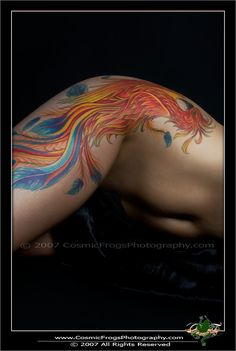 One top tier tattoo design that you may want to consider is the Phoenix tattoo. The Phoenix tattoo is popular in America and also other areas across the world. Phoenix tattoos can be worn by both men and women. Phoenix tattoo designs may portray the. Side Tattoos, Great Tattoos, Trendy Tattoos, Body Art Tattoos, New Tattoos, Tattoos For Women, Sleeve Tattoos, Tattoo Hip, Tatoos