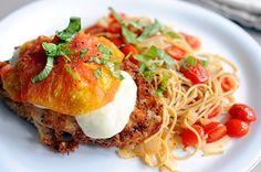 Dinner This Week: Caprese Chicken