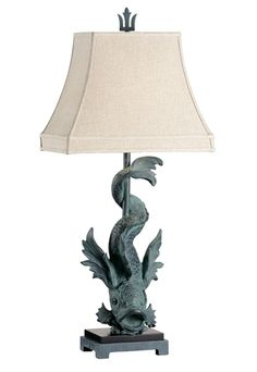 23306 Imperial Dragon Lamp Verdi Green by Wildwood Lamps * Discount Prices & Free Shipping * Fine Table Lamps at FineHomeLamps.com * Design Assistance. Tropical Table Lamps, Imperial Dragon, Task Lamps, Bedroom Lamps, Home Decor Items, Wall Sconces, Floor Lamp, Bulb, Chandelier