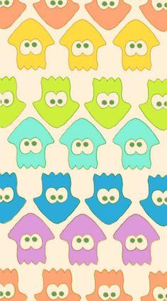 「スプラトゥーンまとめ3」/「ディゴ」の漫画 [pixiv] #squid #wallpaper
