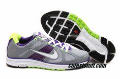 Mens Nike LunarElite+ Gray Purple White Shoes   #Purple  #Womens #Sneakers