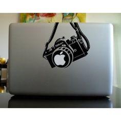 Camera Apple Macbook Decal