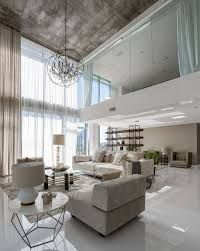 This is an actually gorgeous and light minimalist living-room embellished with unique taste and lovely pale colors which produce a relaxing and peaceful atmosphere in this living-room.