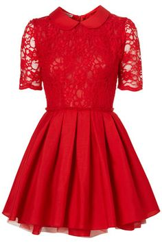 Mayhaps something like this for bridesmaids, but just a bit longer. No need to flash the friends and family.