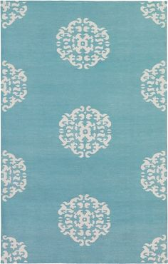 Madeline Weinrib Rug. Perfect oh so perfect for Trixie's room.