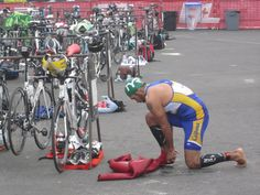 5 Steps to Faster Triathlon Transitions