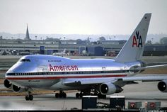 The rare American Airlines 747SP from back in the day! - airliners.net