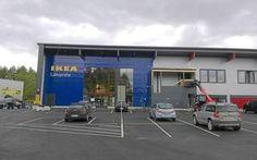 Ikea-lähipiste on noussut Vasarakadun varteen erittäin nopeasti, sillä rakennustyöt alkoivat tammikuussa. Samassa rakennuksessa avaa myöhemmin halpakauppaketju Puuilon myymälä.